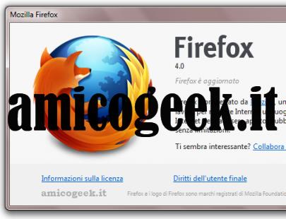 Firefox 4 RC 2: scarica gratis