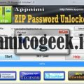 Recuperare e scoprire le password dei file zip