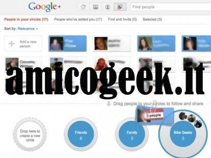 Ottenere inviti gratis per Google+ (Google Plus) e iscriversi