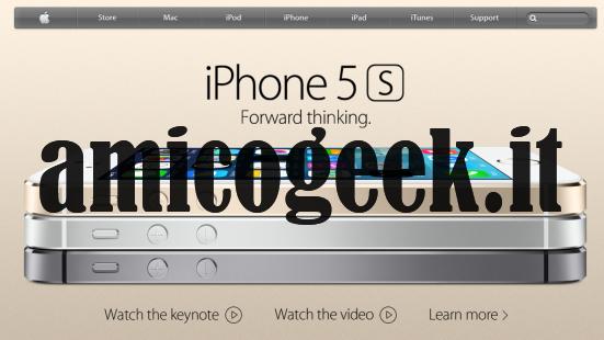iphone-5s-5c scheda tecnica caratteristiche novita recensione