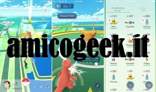 Nuovi trucchi Pokemon Go: fortunuovo e aroma infiniti